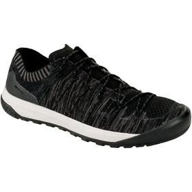 Mammut Hueco Knit Low Zapatillas Hombre, black-titanium